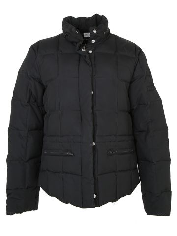 Tommy Hilfiger Black Puffa Jacket - L
